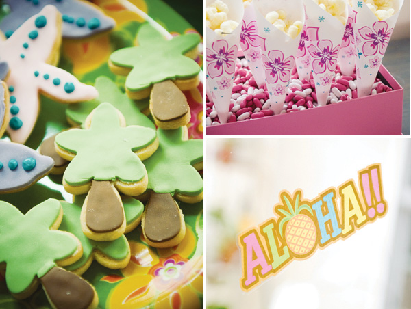 aloha-party-palm-tree-cookies
