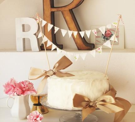 cake bunting Ram